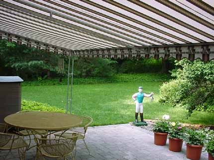 Patio Awning 20u0027 X 10u0027